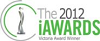 iAWARDS 2012�ɂ�����Tools and Infrastructure�����